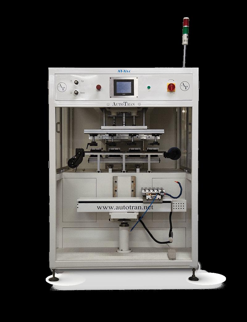 AT-XYZ Pad Printing Equipment