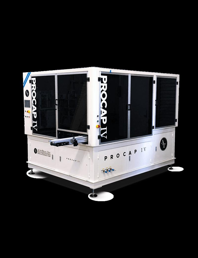 ProCap IV Pad Printing Equipment