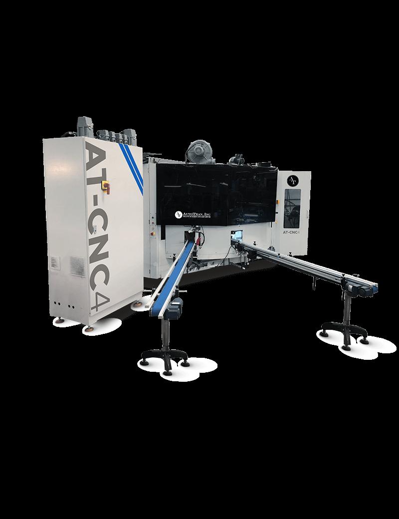 AT-CNC4 Automatic Screen Printing Machine