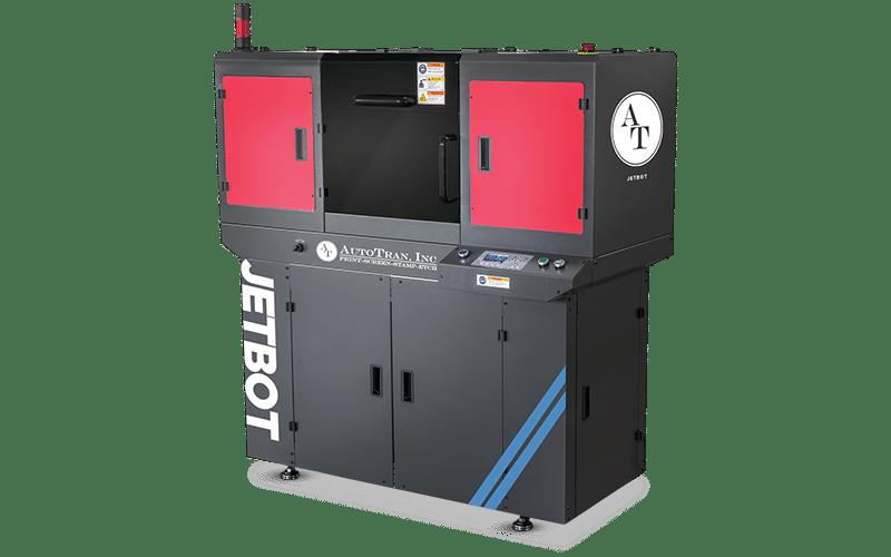 JetBot Industrial Inkjet Printer for Taper / Cylinder Printing