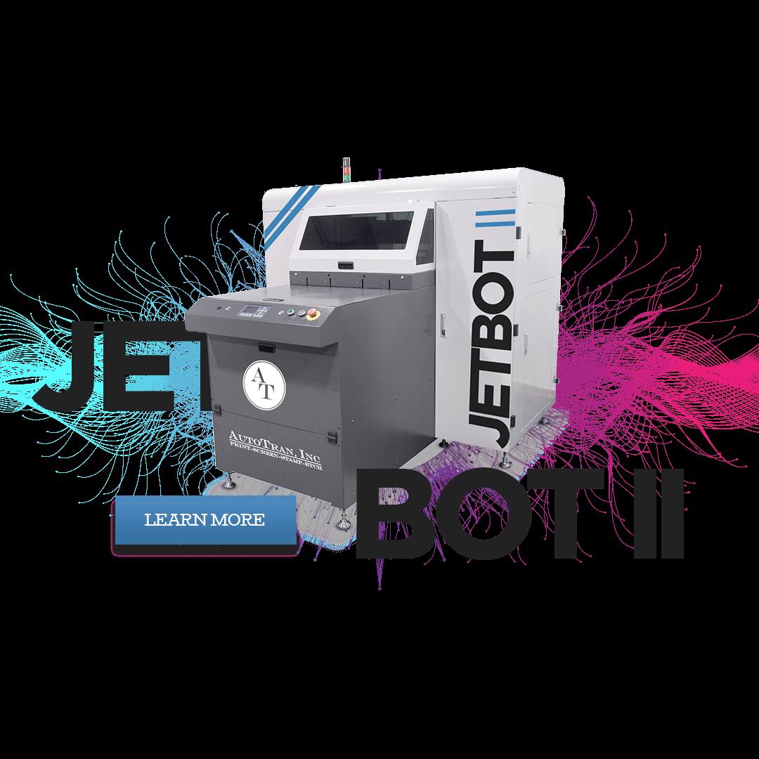 Jetbot 2 Inkjet Printer