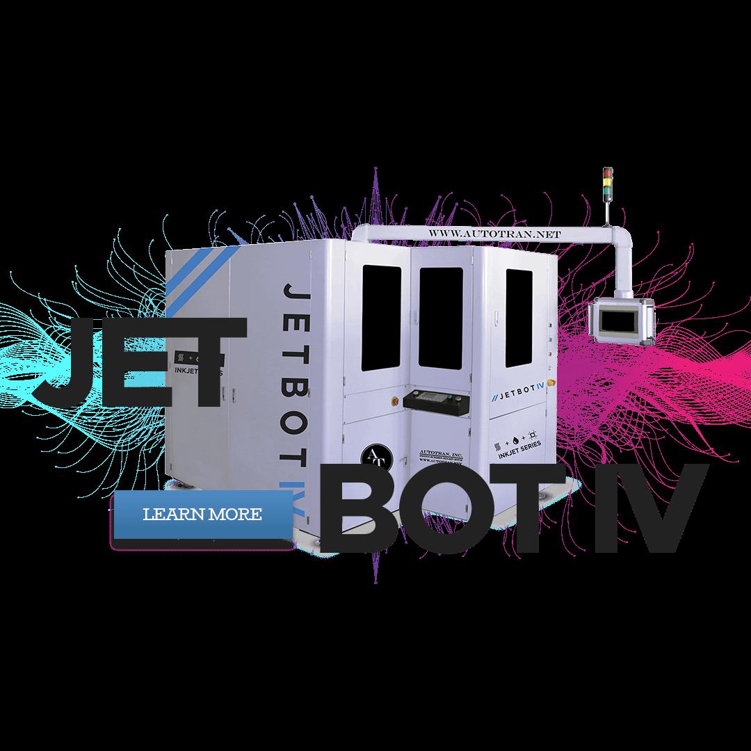 Jetbot IV Inkjet Printer